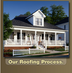Robinson Roofing & Sheet Metal Inc. - Our Roofing Process