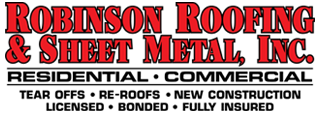Robinson Roofing Sheet Metal Call Us At One Eight Hundred Roof All