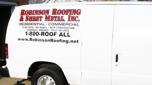 When You See These Vans Your Roof Is In Good Hands